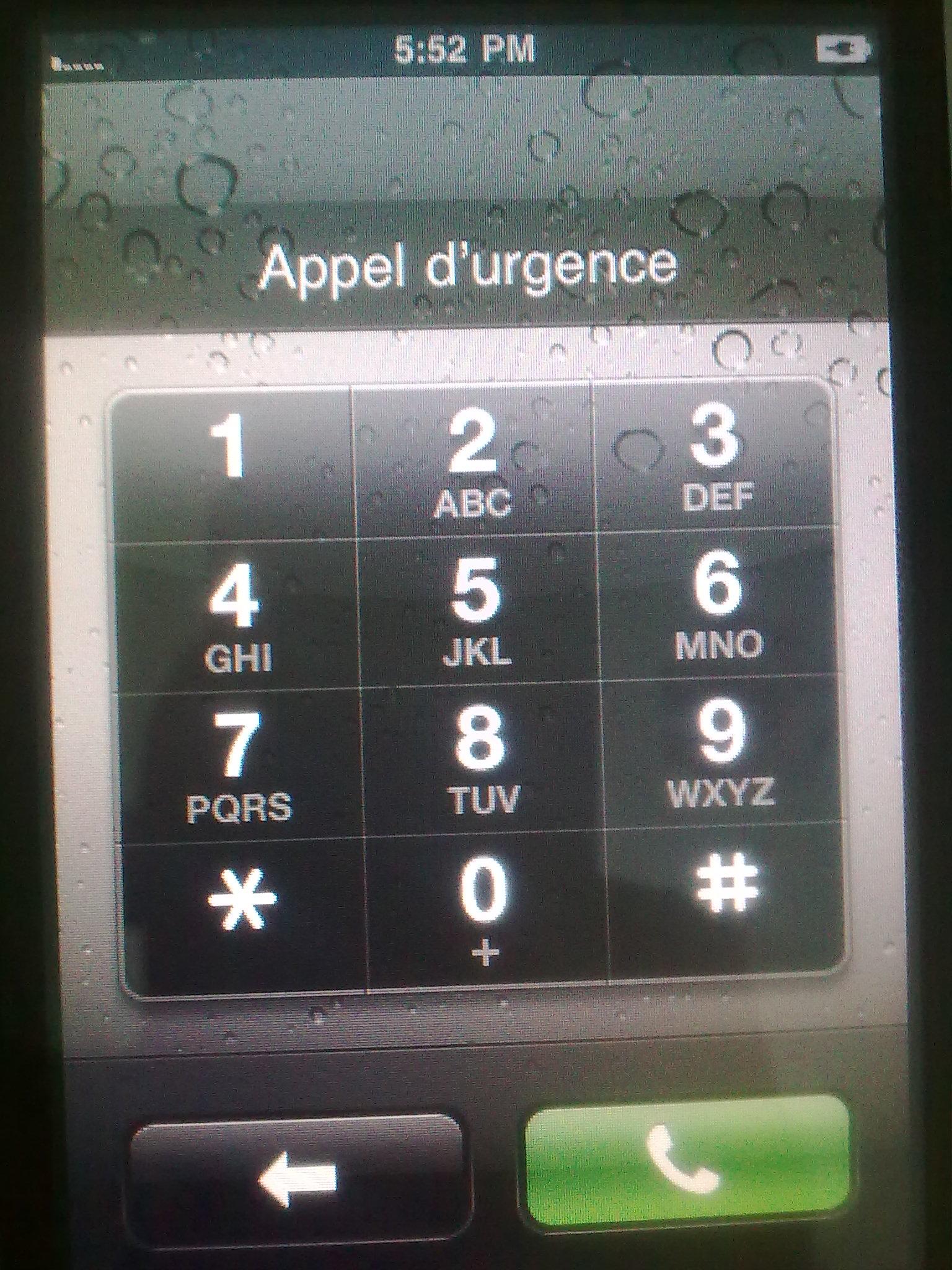 مشكلتى فى شكلها الجديد مع iphone 3g